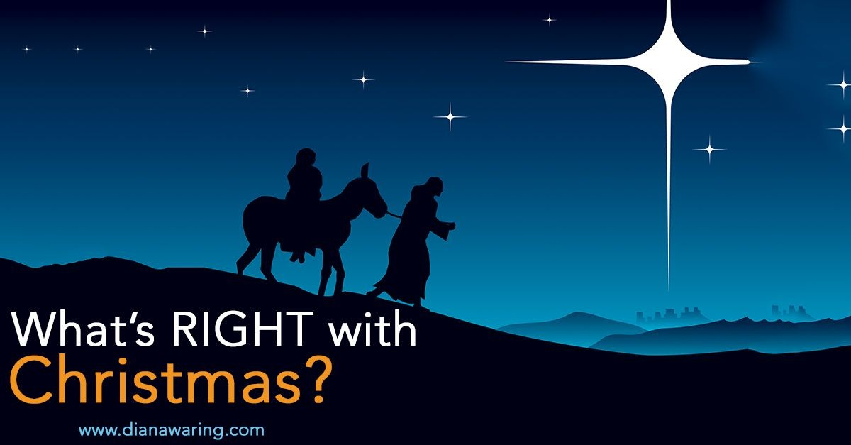 What's Right with Christmas?