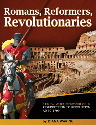 Romans, reformers and revolutionaries